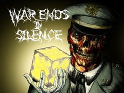 Image for War Ends In Silence