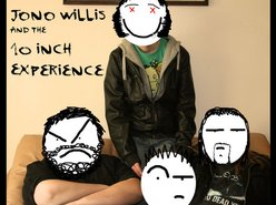 Image for Jono Willis and the 10 Inch Experience