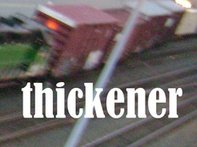 Image for thickener