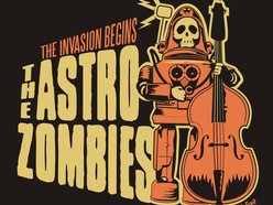 Image for ASTRO ZOMBIES