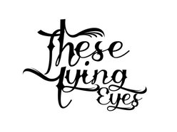 Image for These Lying Eyes