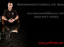 Recording by Jon Fromm