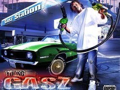 Image for Young Gasz- The Gasz Station