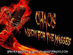 Image for Chaos - A Show For The Masses