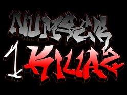 Image for Number 1 Killaz