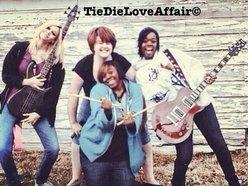 Image for TIe Die Love Affair