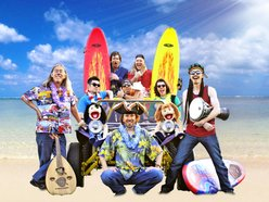 Kahuna Beach Party Band