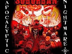 Image for Suburban Disorder