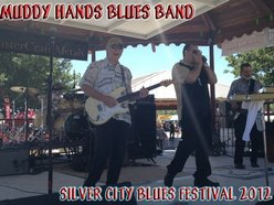 Image for Muddy Hands Blues Band