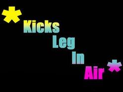 *Kicks Leg In Air*