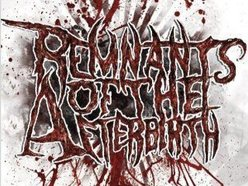 Image for REMNANTS OF THE AFTERBIRTH