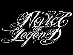 Image for NOVICE, THE LEGEND