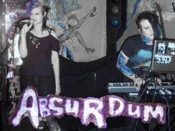 Image for Ab5urdum
