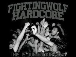 Image for FIGHTING WOLF HC