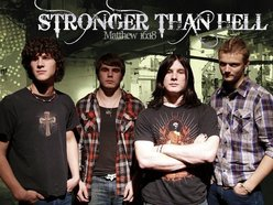 Image for Stronger Than Hell