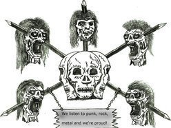 We listen to punk, rock, metal and we're proud