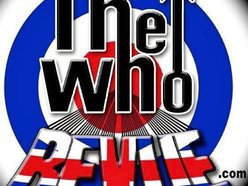 Image for The Who Revue-Las Vegas Who Tribute Show
