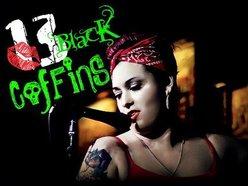 Image for 13 Black Coffins
