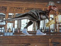 Funkasaurus Rex