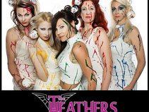 '  The Heathers- All Girl Metal Band