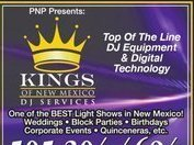 Kings of N.M DJ Services