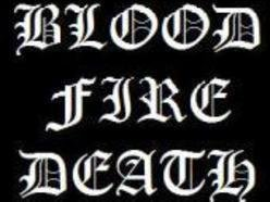 Image for Blood Fire Death