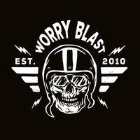 T shirt worry blast 3