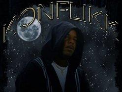 Image for Konflikk