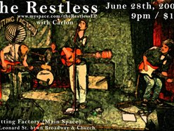 Image for The Restless