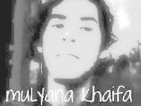 Mulyana Khaifa BAND  ancurt