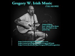 Image for GREGORY W IRISH