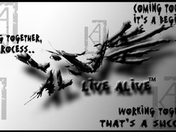 Image for LIVE ALIVE