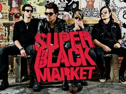 Image for SUPER BLACK MARKET
