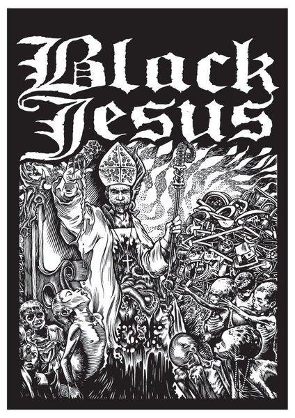 black jesus death metal reverbnation