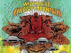 Image for Wizards Of Firetop Mountain