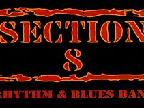 """Aaron """"Willie"""" Kazmer/Section 8 Rhythm and Blues Band"""