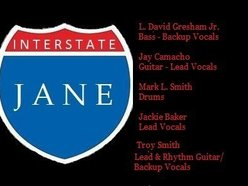 Image for Interstate Jane