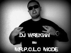 Image for Dj Wrekinn Aka Mr.Polo Mode
