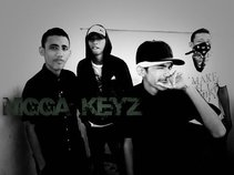 Nigga keyz ballamboer hiphop crew