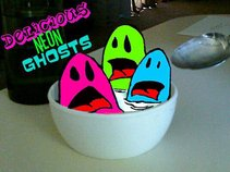 Delicious Neon Ghosts