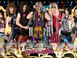 Image for Hair Metal Time Machine