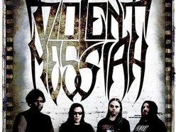 Image for violent messiah