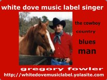 the singing country blues man