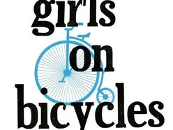 Image for Girls On Bicycles