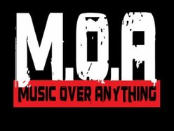 Image for Music Over Anything
