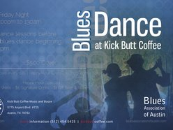 Image for Blues Dance Night At Kick Butt Coffee