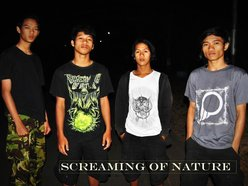 Image for screaming of nature