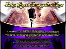Urban Gospel Group Auditions