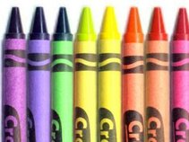 The Assortment of Crayons