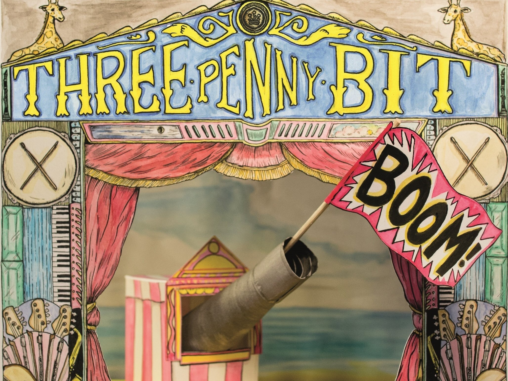 Image for Threepenny Bit